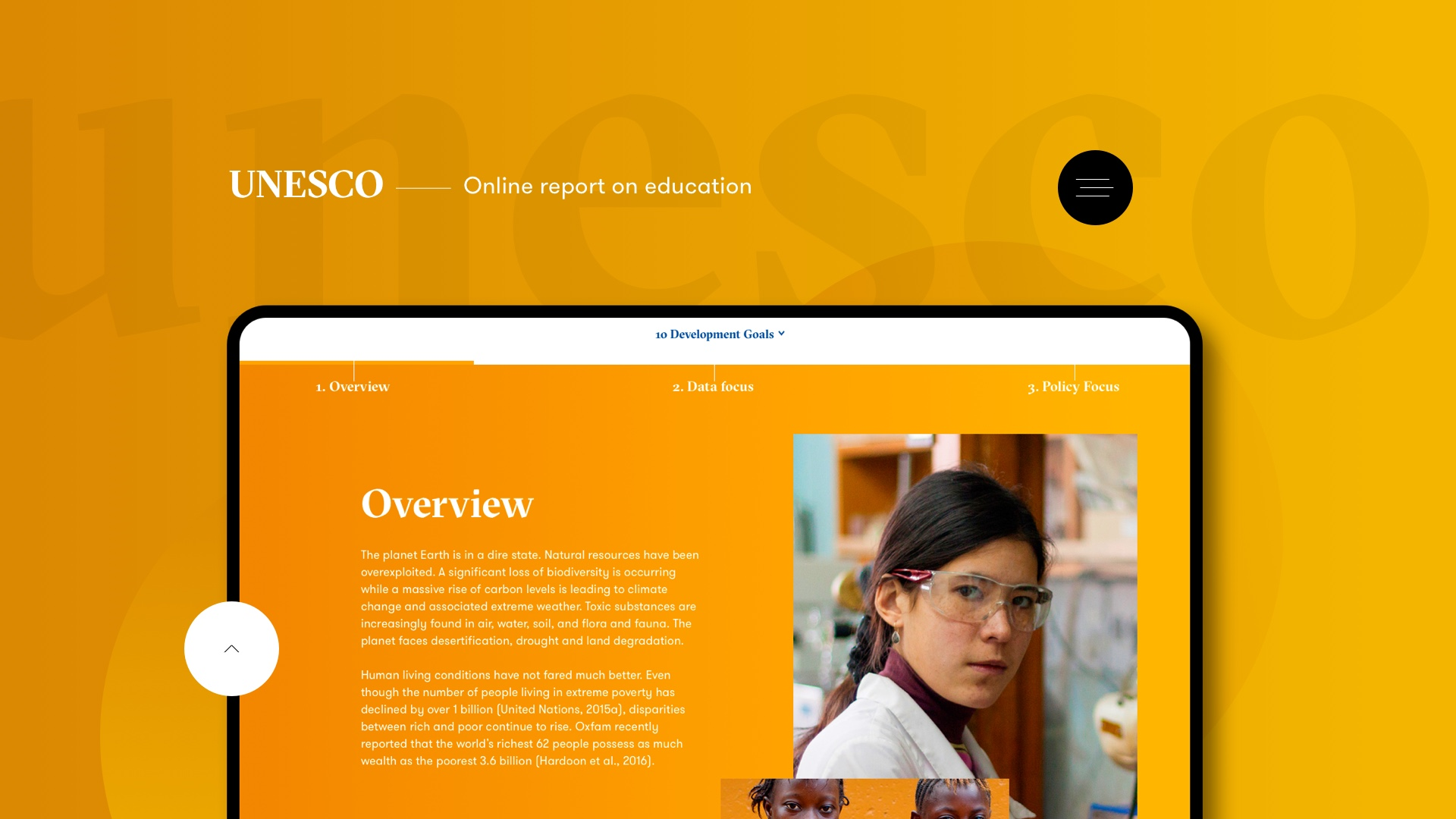 UNESCO: Online report on education